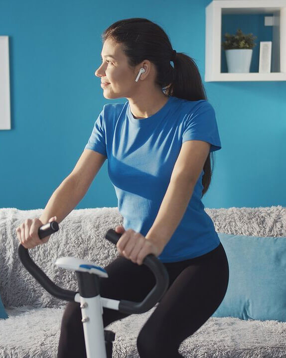Are Exercise Bikes good for Losing Belly Fat?