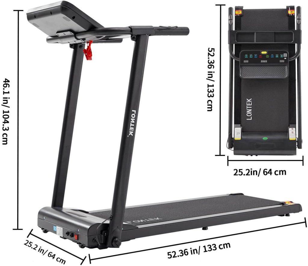 LONTEK Treadmill