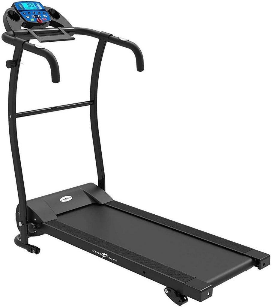 Nero Sports - Foldable Electric Motorised Treadmill