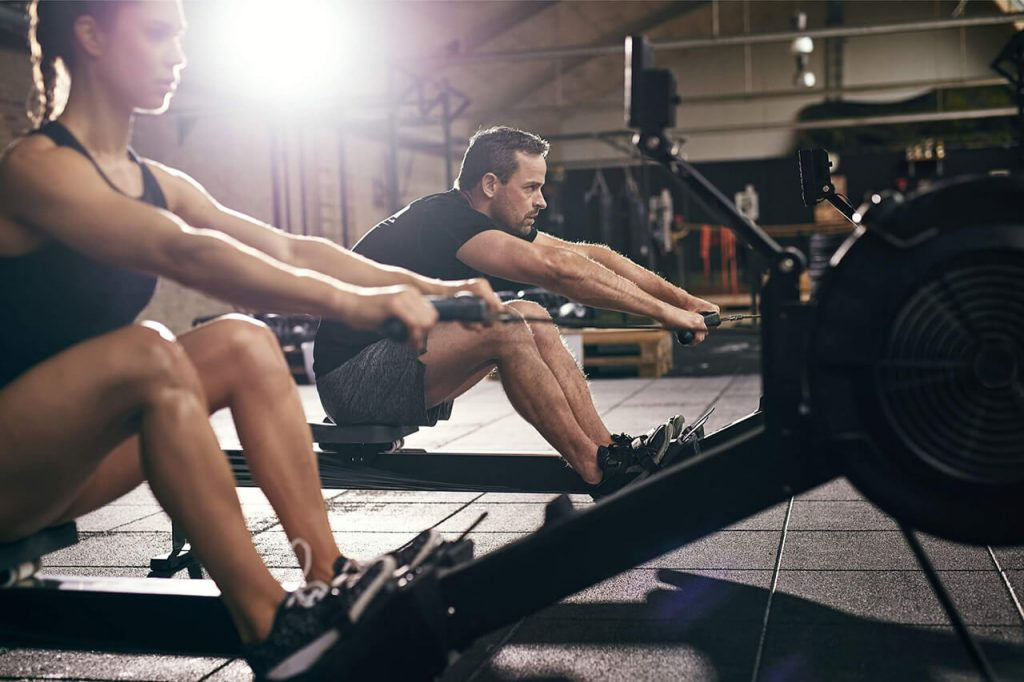 are rowing machines good for you?