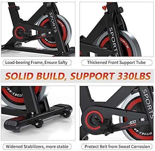 dripex exercise bike benefits