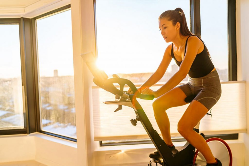 exercise bike good for losing weight