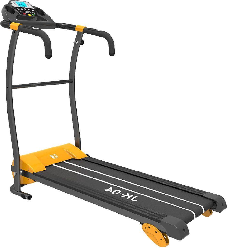 fit4home motorised budget treadmill uk