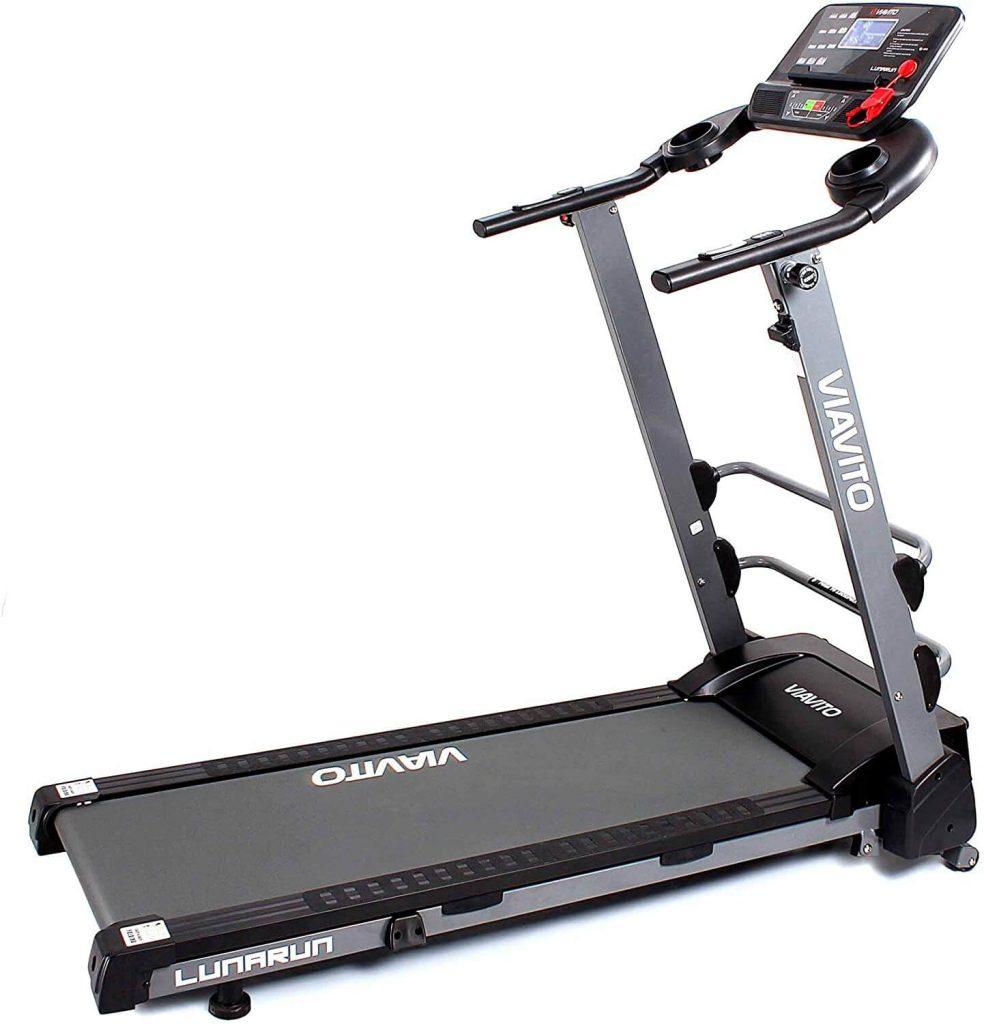 viavito lunarun fold flat treadmill