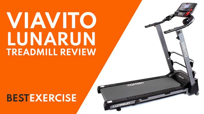 viavito lunarun fold flat treadmill review