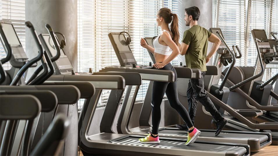how fast do treadmills go